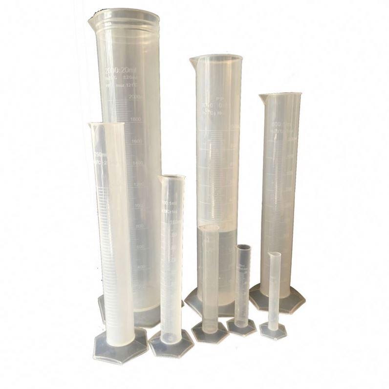 Silinder Ngukur Plastik