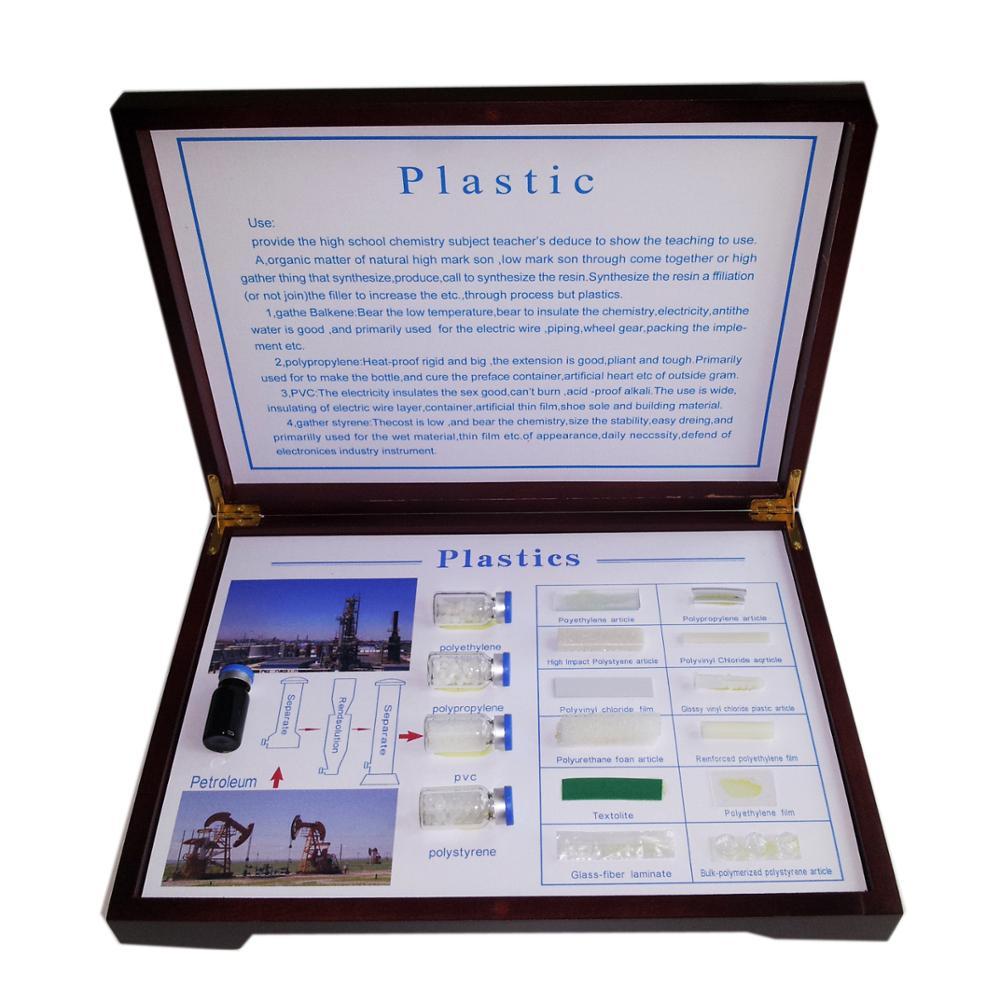 Spesimen Plastik