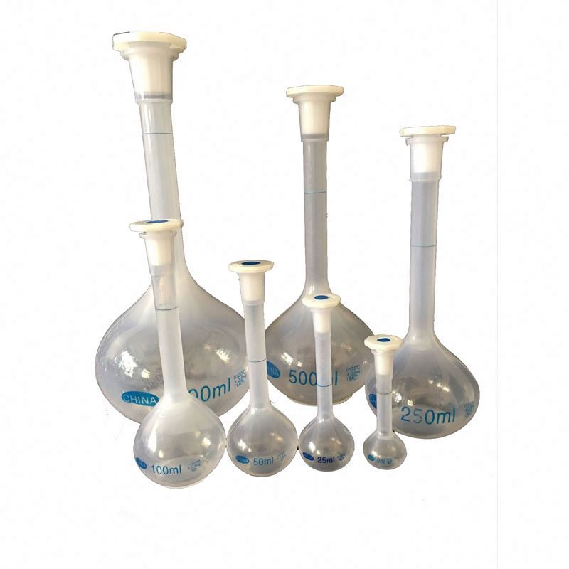 Flask Volumetrik Plastik