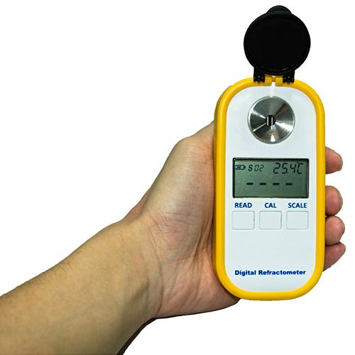 Pocketable Digital Refractometer