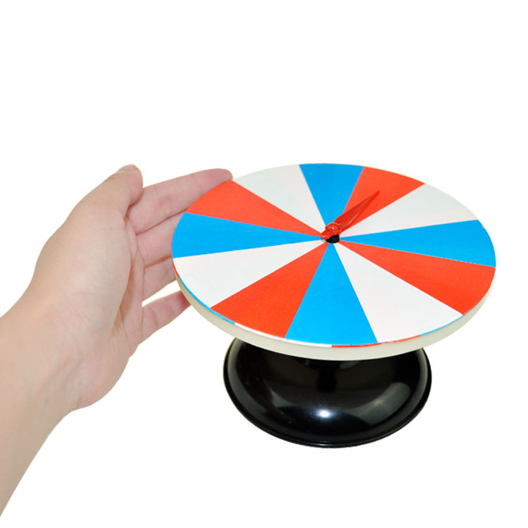 Rotary Table Pointer Type Probability Demonstration