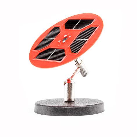 Small Solar Windmill