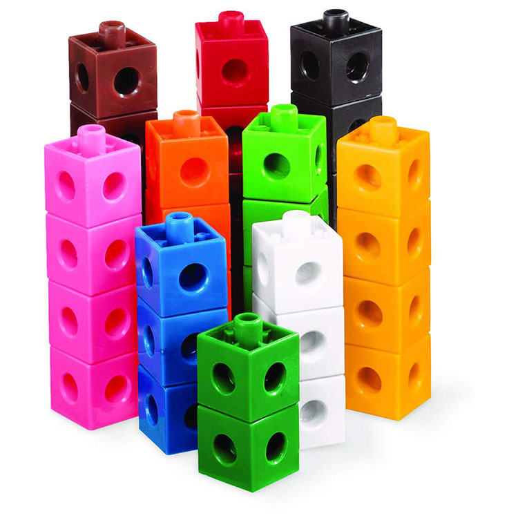 Snap Unit Cubes