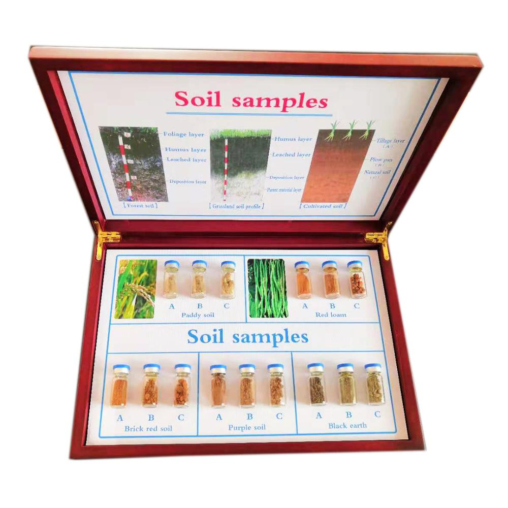 Soil Samples Specimen