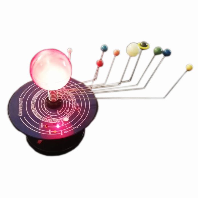 Solar System Nine Planets Simulator
