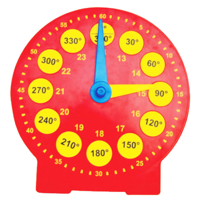 Student Big Time Learning Clock