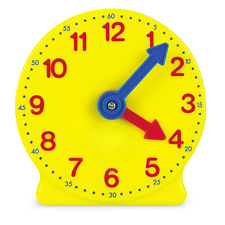 Student Learning Clock