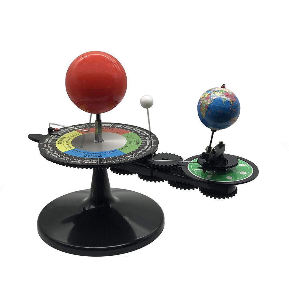 နေကမ္ဘာမြေလကမ္ဘာ Orbital Planetarium မော်ဒယ်