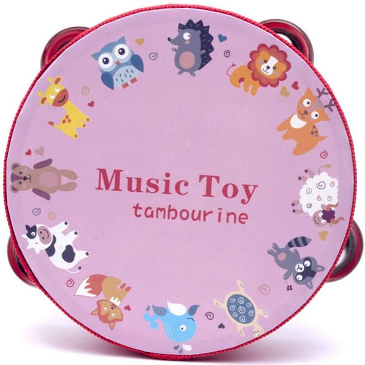Tambourine ດ້ວຍຫົວ