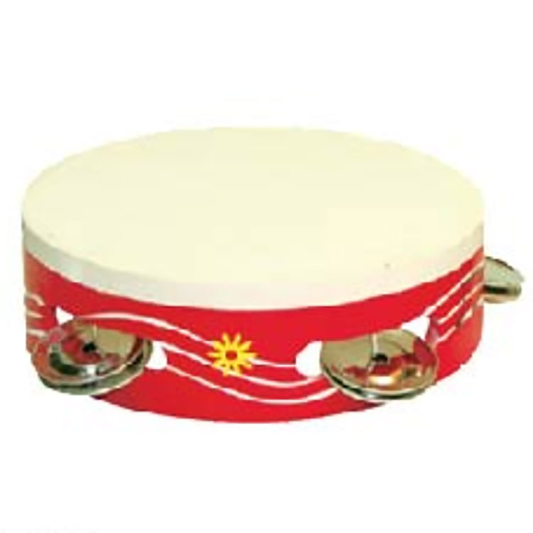 Tambourine With Head