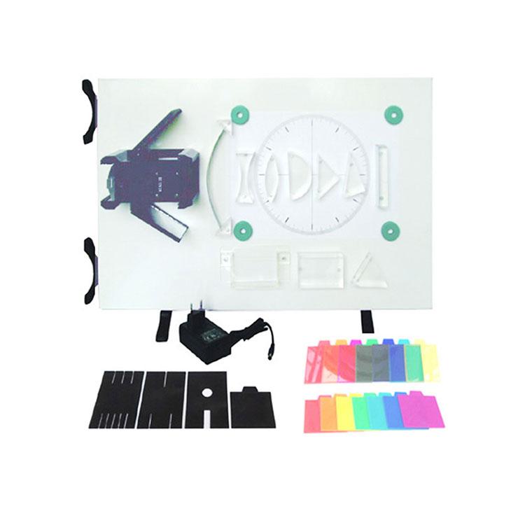 Tertiary Color Geometrical Optics Kit