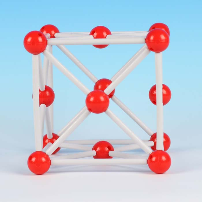 The Crystal Structure Model of Fullerene Carbon