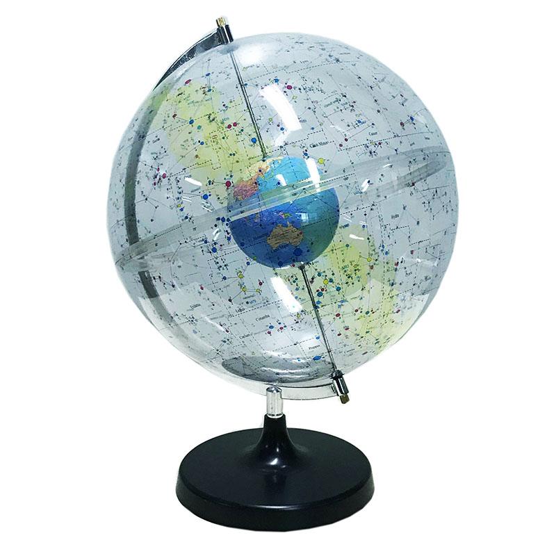 Globe Astronomi Transparan