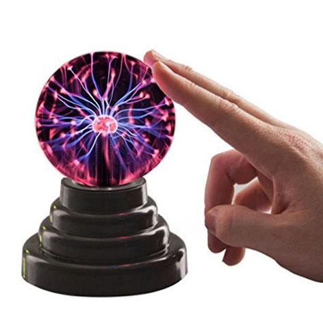 Lampu Plasma Cilik USB