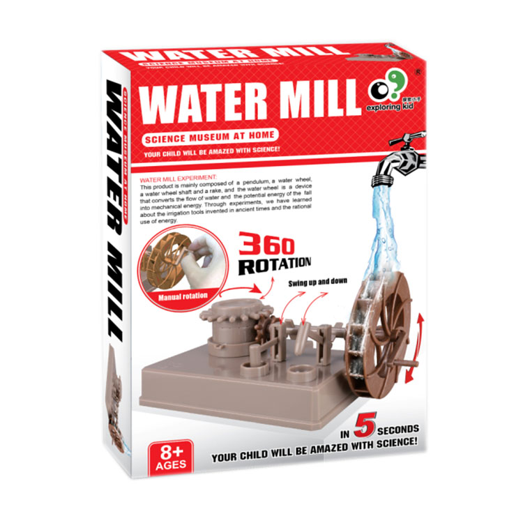 Water Mill Experiment