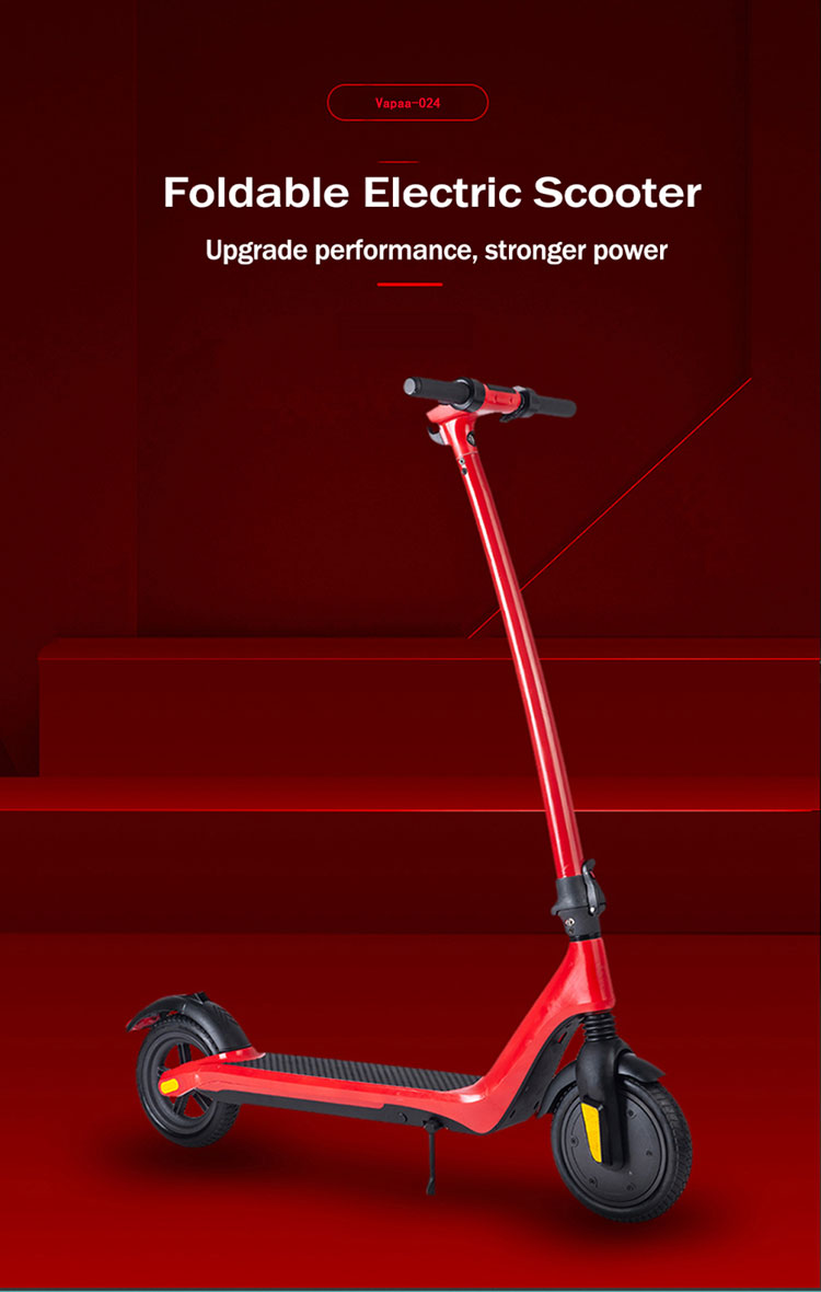 Maintenance of Intelligent Electric Scooter