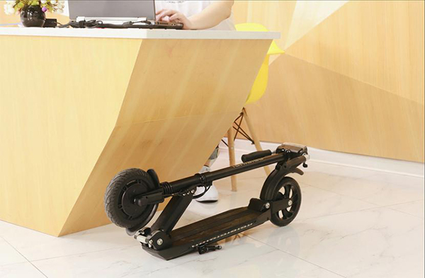 Introduction of Adjustable Electric Scooter