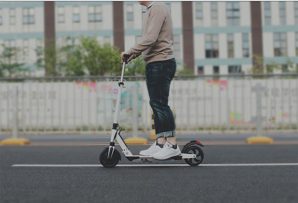 The rise of adult electric scooter