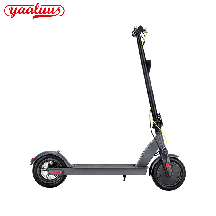 8.5 Inch Electric Scooter With Disc Brake