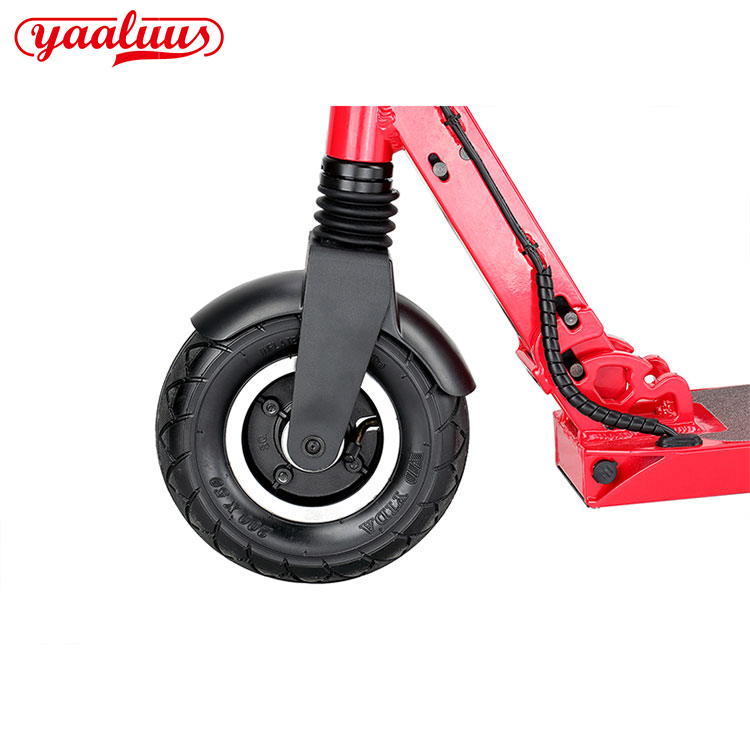 Dual Motor 8 Inch Electric Scooter