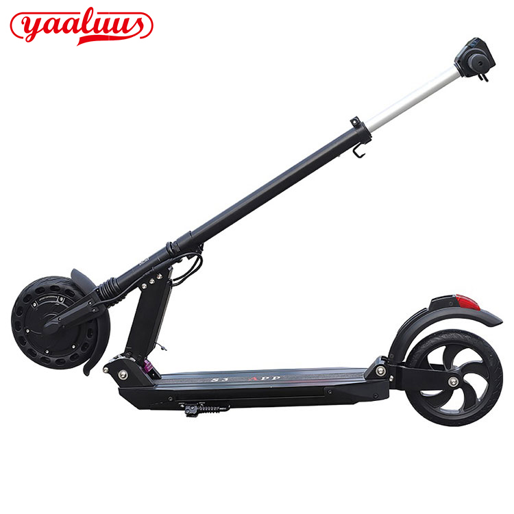 Electric Scooter With Pedals For Adults