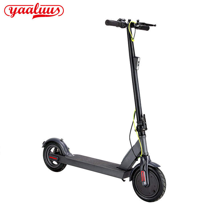 Adjustable Stocks 8.5 Inch Electric Scooter
