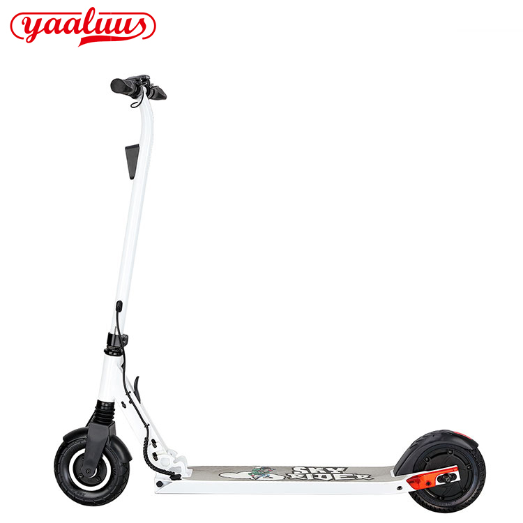 Adjustable Stocks 8 Inch Electric Scooter