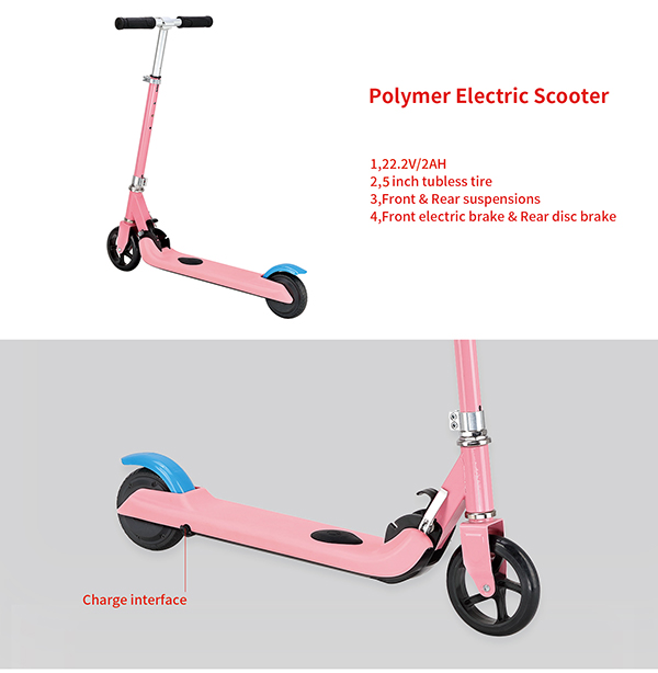 Kick Kid Electric Scooter