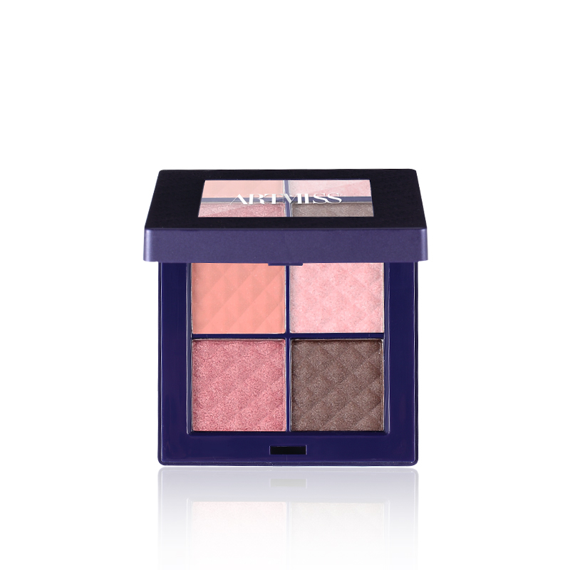 Charming Four Colors Eye Shadow