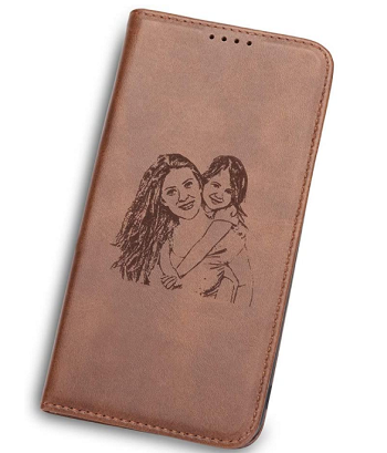 Personalized Leather iphone case for iPhone 11pro max