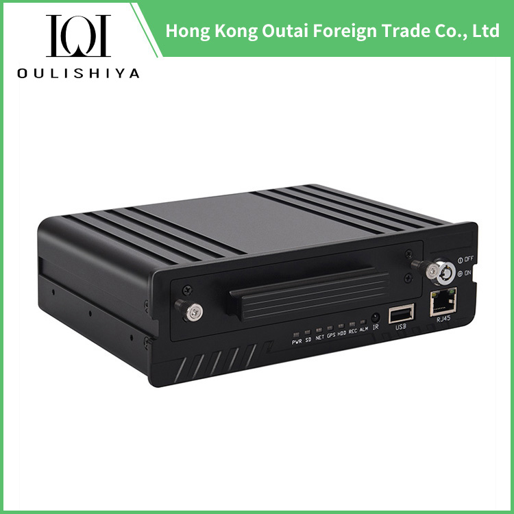 1080P Single-Ding Mobile DVR