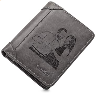 Personalized Wallets Leather Wallet