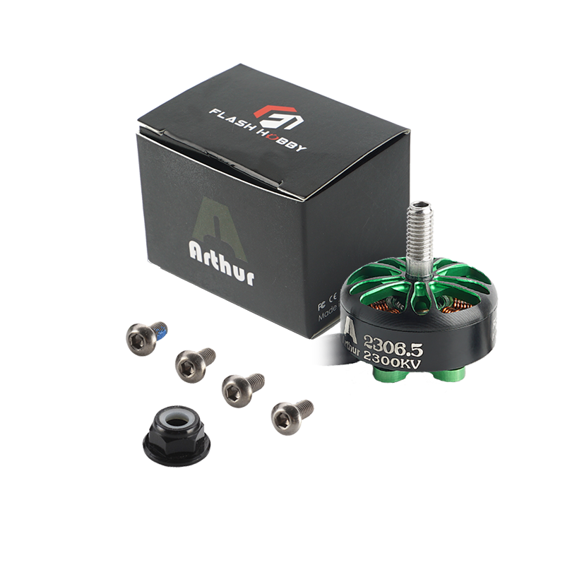 A2306.5 RC Brushless Motor