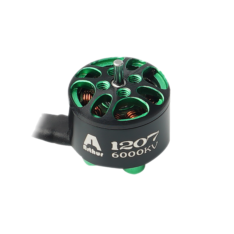 A1207 RC Brushless Motor