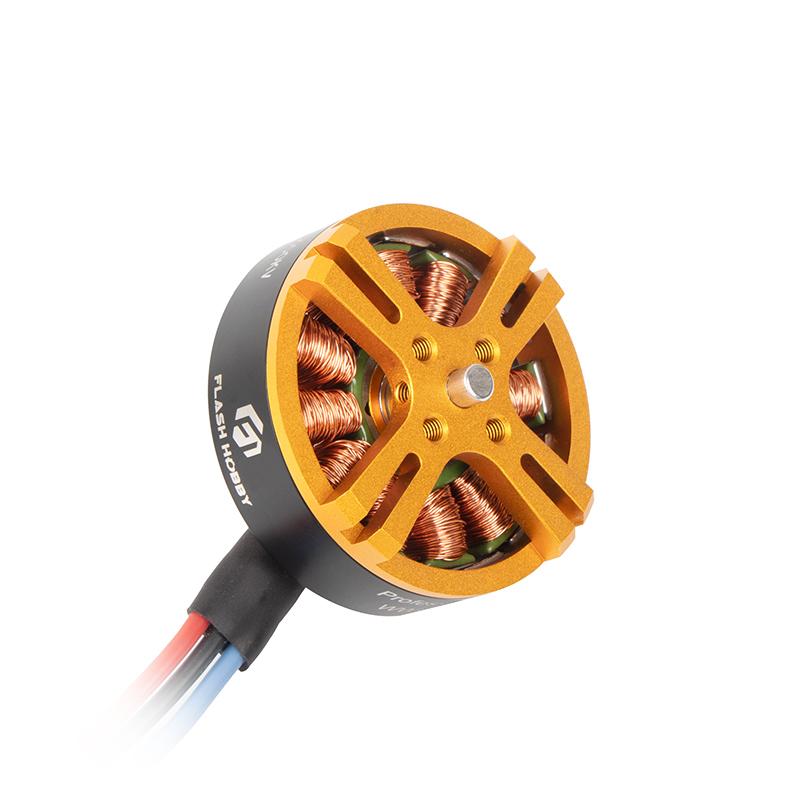 D4215 RC Brushless Motor