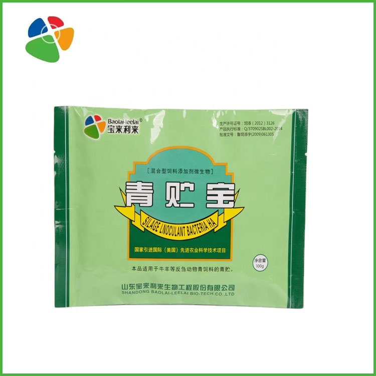 Ensiling Agent For Dairy Cows