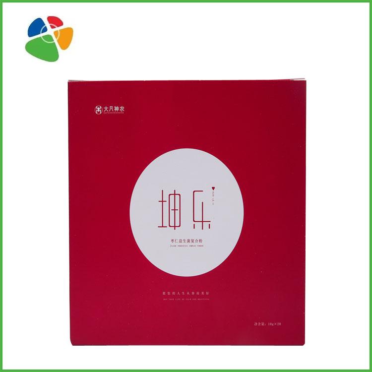 Probiotični prašek iz človeške spojine s kitajskim žižulo