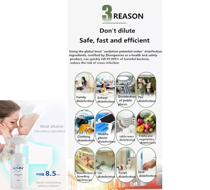 Chlorine Disinfection Water