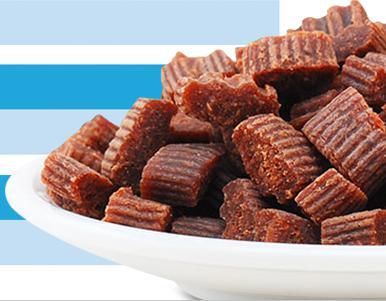 Pet Snacks Lecithin Beef Granules