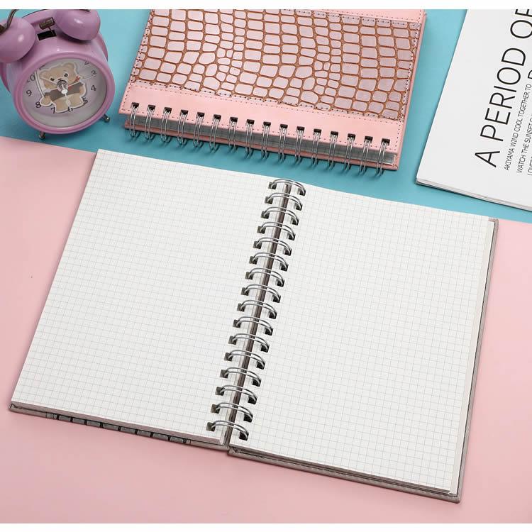 آرم سفارشی کردن Notebook Spiral Notebook را بخرید