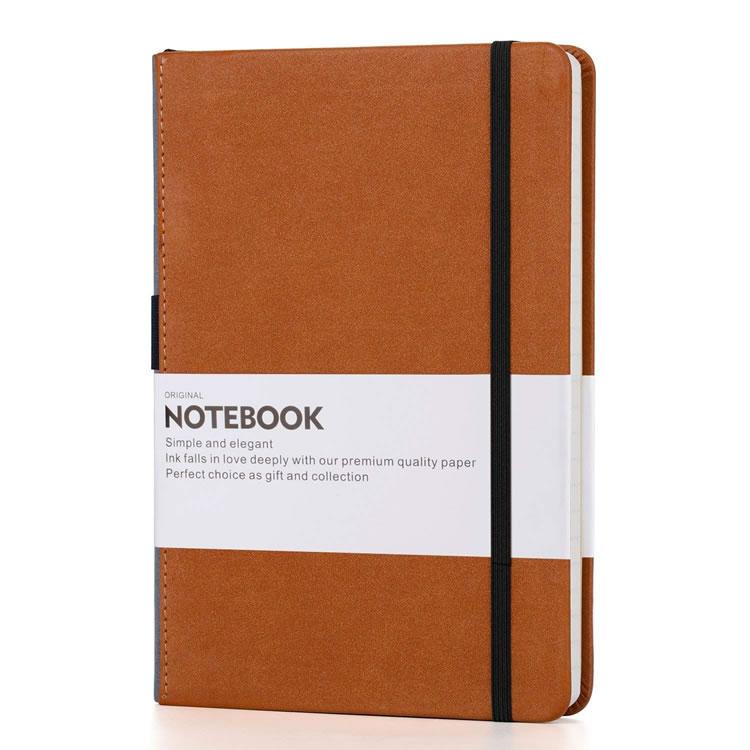 دفترچه یادداشت چرمی A5