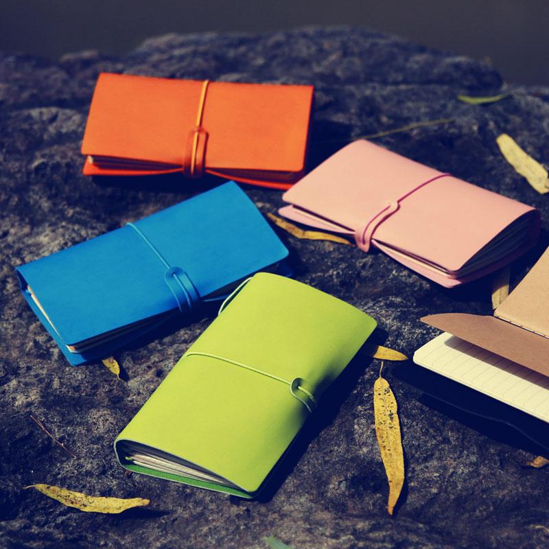 China Leder Reisende Notebook Hersteller