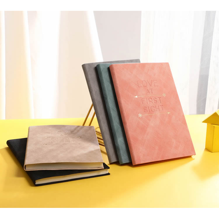 Genuine Real Leather Notebook