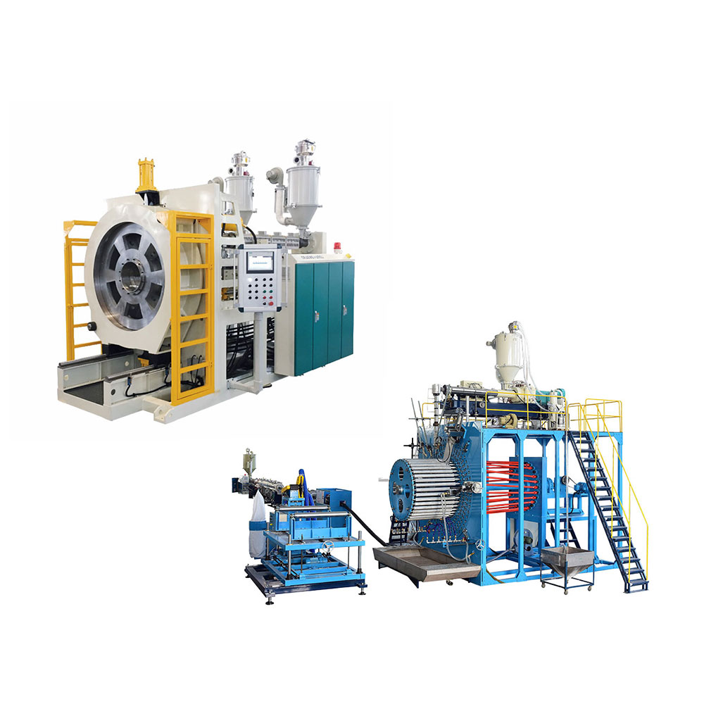 Structured Wall Pipe Extrusion Line