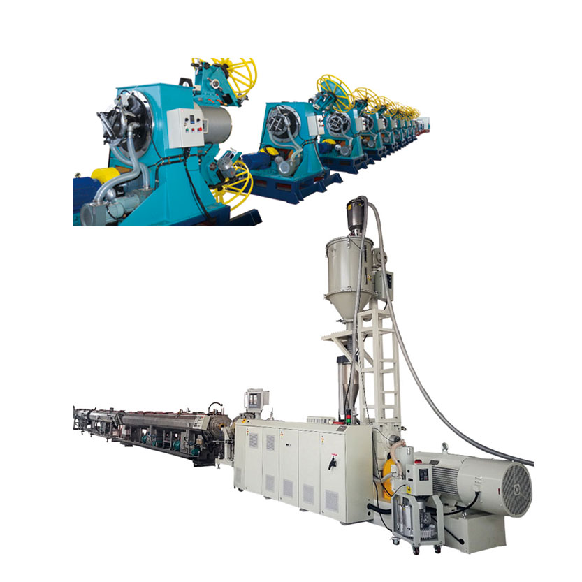 Special Use Pipe Extrusion Line