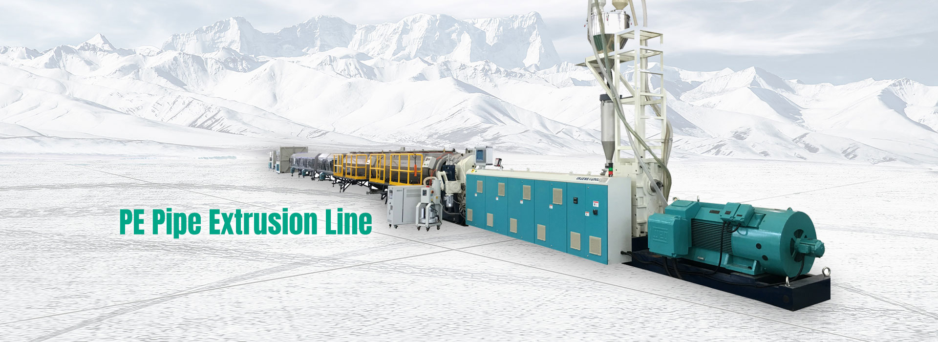 Solid Wall Pipe Extrusion Line Manufacturers
