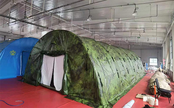 High Pressure Inflatable Tent
