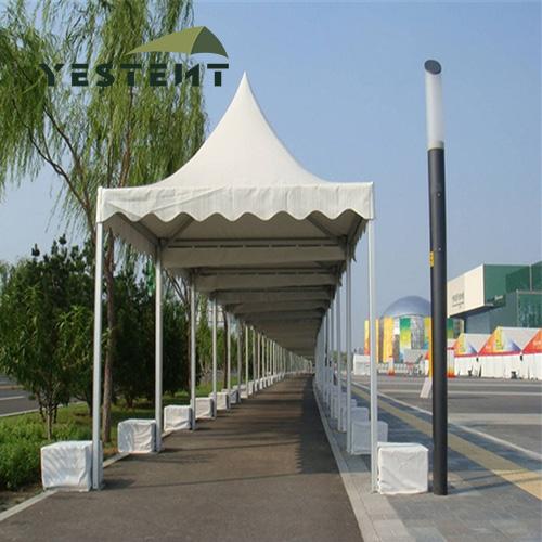 خيمة إطار مظلة الإعلان