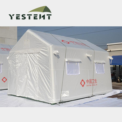 Camouflage Inflatable Medical Tent