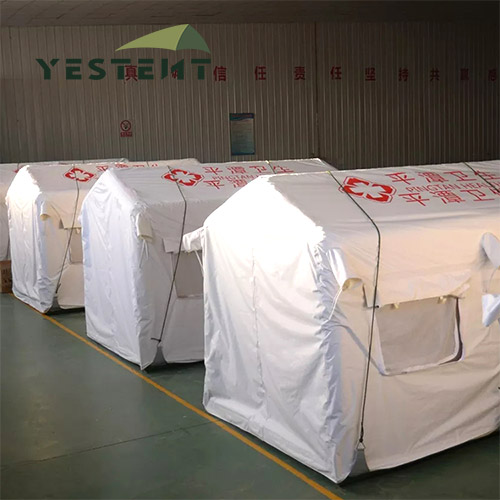 Field Game Inflatable Medical Tent